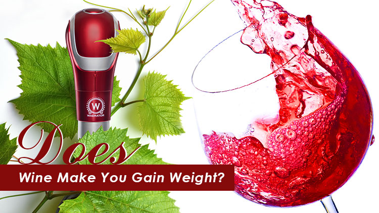 Does wine make you gain weight?