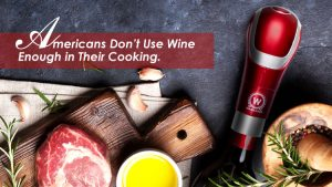 Cook more with Wine